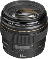 Canon EF 85mm f1.8 USM for sale on Swappa