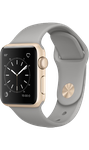 Apple Watch Series 1 38mm [A1802] - Rose Gold, 8 GB