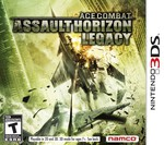 Ace Combat: Assault Horizon - Legacy for Nintendo 3DS