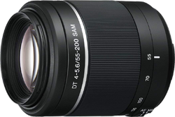 Sony 55-200mm f4-5.6 SAM DT for sale on Swappa