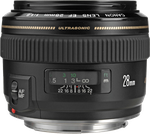 Canon EF 28mm f1.8 USM Wide Angle