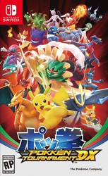 Pokkén Tournament for Nintendo Switch