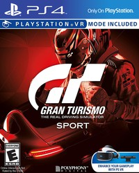 Gran Turismo: SPORT for PlayStation 4