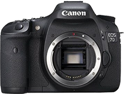 Canon EOS 7D 18 MP CMOS