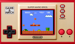 Nintendo Game & Watch: Super Mario Bros. for sale on Swappa