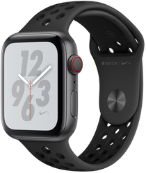 Apple Watch Series 4 44mm (AT&T) [A1976 - Cellular], Nike - Gray