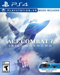ACE COMBAT 7: SKIES UNKNOWN for PlayStation 4