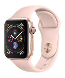 Apple Watch Series 4 40mm [A1977 - GPS Only], Aluminum - Gold