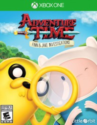 Adventure Time: Finn & Jake Investigations for Xbox One
