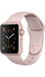 Apple Watch Series 2 38mm [A1757], Aluminum - Silver, 8 GB