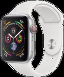 Apple Watch Series 4 44mm (Verizon) [A1976 - Cellular], Aluminum - Silver