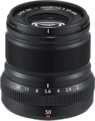 Fuji XF 50mm f2 R WR for sale