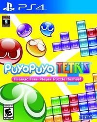 Puyo Puyo: Tetris for PlayStation 4