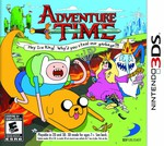 Adventure Time: Hey Ice King! Why'd You Steal Our Garbage?!! for Nintendo 3DS