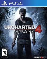 Uncharted 4: A Thief's End for sale