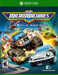 Micro Machines: World Series for sale