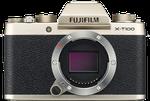 Fuji X-T100 - Gold