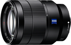 Sony Zeiss 24-70mm f/4 Vario-Tessar T FE OSS E-Mount for sale on Swappa