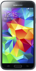 Samsung Galaxy S5 (Verizon) [SM-G900V] - Black, 16 GB