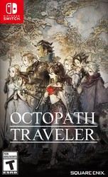 Octopath Traveler for Nintendo Switch