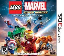 LEGO: Marvel Super Heroes for Nintendo 3DS
