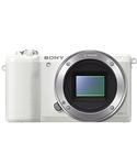 Sony Alpha a6000 - White