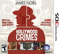 James Noir's Hollywood Crimes