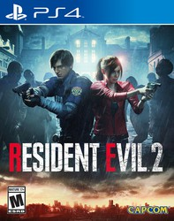 Resident Evil 2 for PlayStation 4