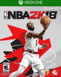 NBA 2K18 for Xbox One