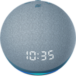 Amazon Echo Dot 4th Gen With Clock
