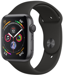 Apple Watch Series 4 44mm [A1978 - GPS Only], Aluminum - Gray
