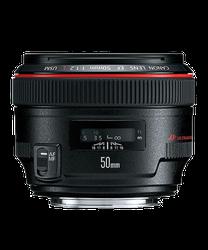 Canon EF 50mm F/1.2L