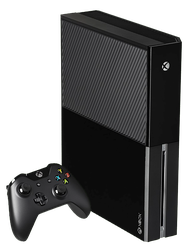 Xbox One - Black, 500 GB
