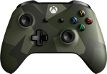 Xbox One Controller, Armed Forces 2 Edition - Green Camo