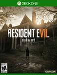 Resident Evil VII: biohazard for Xbox One