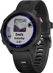 Garmin Forerunner 245, Music - Black