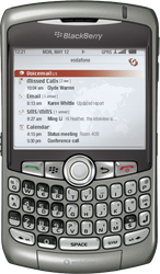Cheap BlackBerry Curve 8310