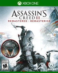 Assassin's Creed III for Xbox One