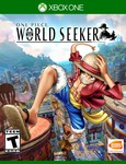 Used ONE PIECE: World Seeker for Xbox One