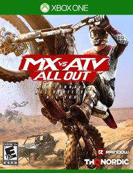 MX vs ATV: All Out for sale