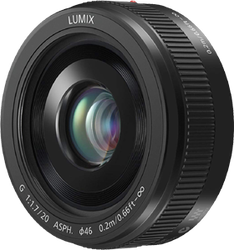 Panasonic Lumix G II 20mm f1.7 Asph for sale on Swappa