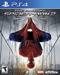 The Amazing Spider-Man 2 for PlayStation 4