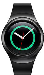 Samsung Gear S2 - Black, 4 GB