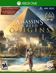 Used Assassin's Creed: Origins for Xbox One