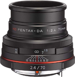 Pentax K-Mount HD DA f2.4 70-70mm Fixed for sale