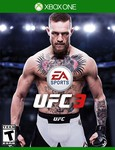 EA Sports: UFC 3 for Xbox One
