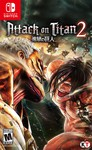 Attack on Titan 2 for Nintendo Switch