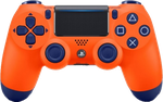 DualShock 4 Wireless Controller - Orange