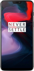OnePlus 6 (Unlocked) - Black, 256 GB, 8 GB