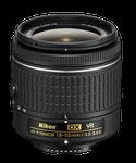 Nikon 18-55mm f/3.5 - 5.6G VR AF-P DX Nikkor